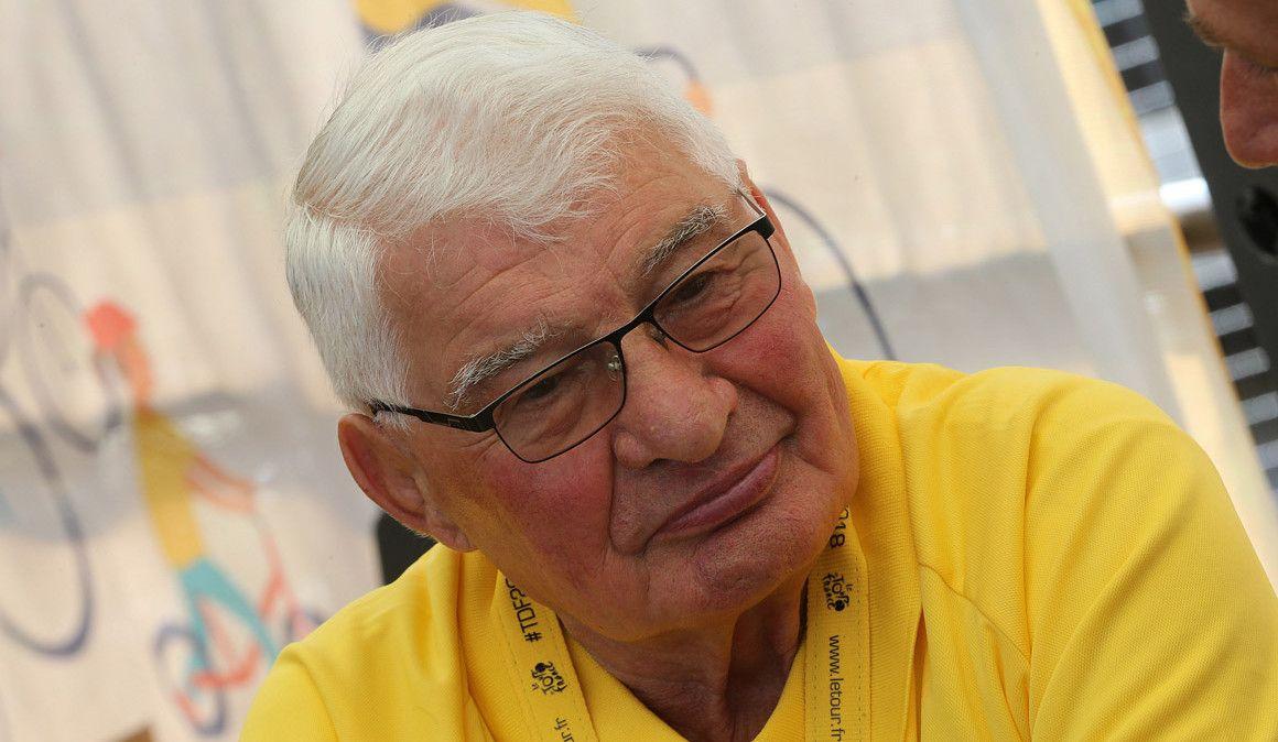 Raymond Poulidor faleceu, aos 83 anos de idade