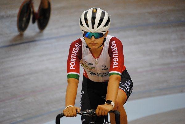 Maria Martins na equipa Drops