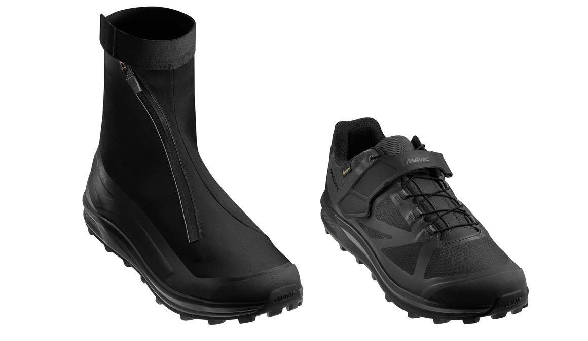 Mavic apresenta dois novos sapatos para o Inverno