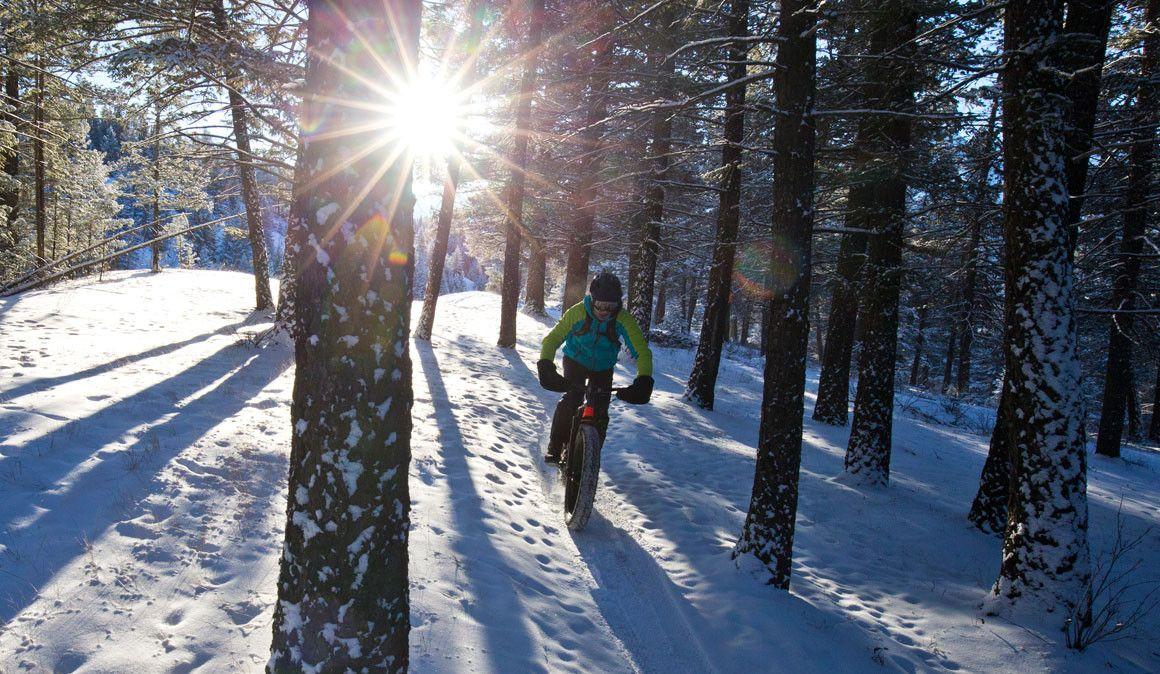 Sentes frio a andar de bicicleta? A partir de agora isso acabou...