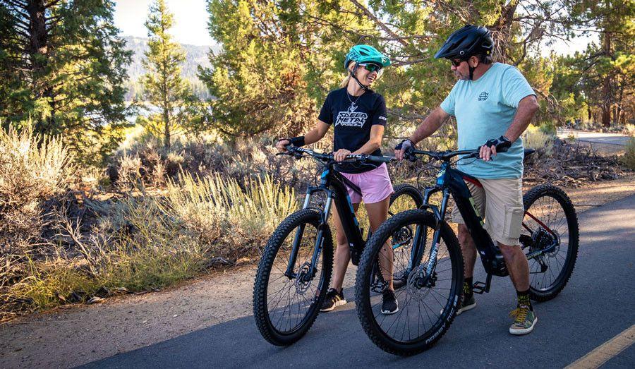 Queres saber de que forma podes perder peso ao andar de bicicleta?