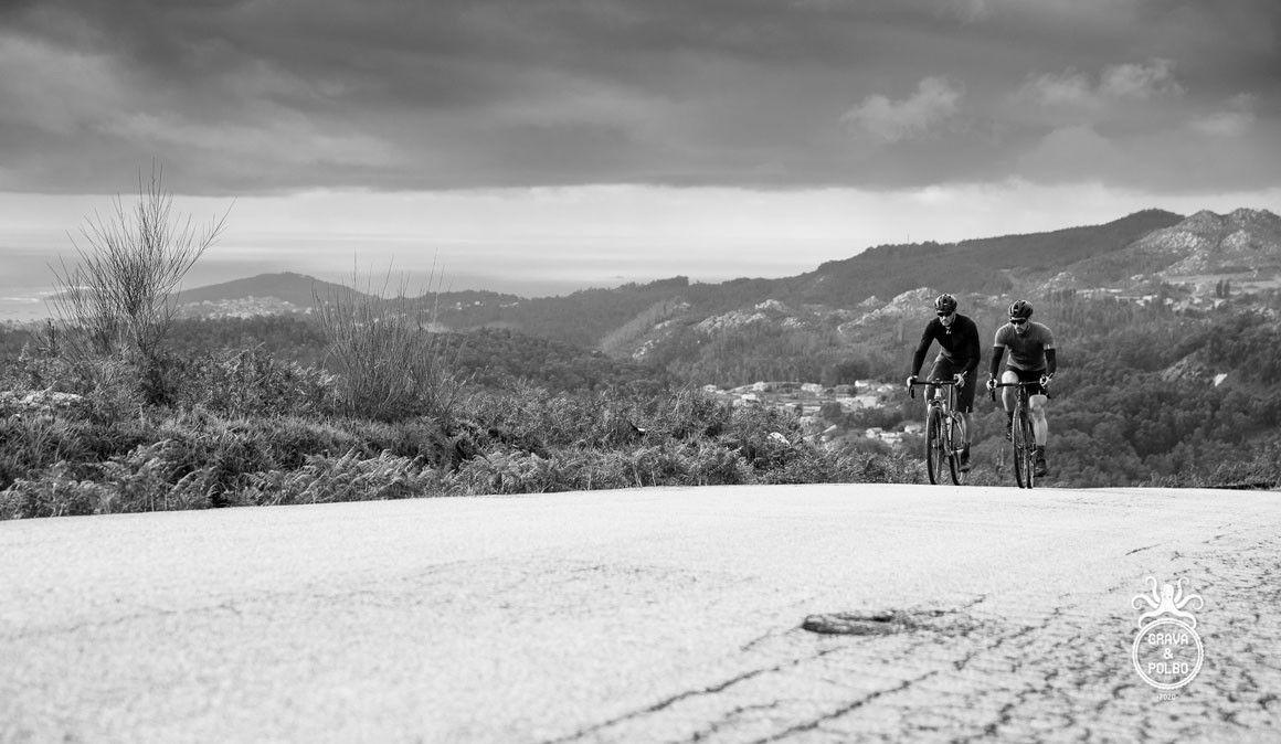 Grava&Polbo: 100% gravel em terras galegas