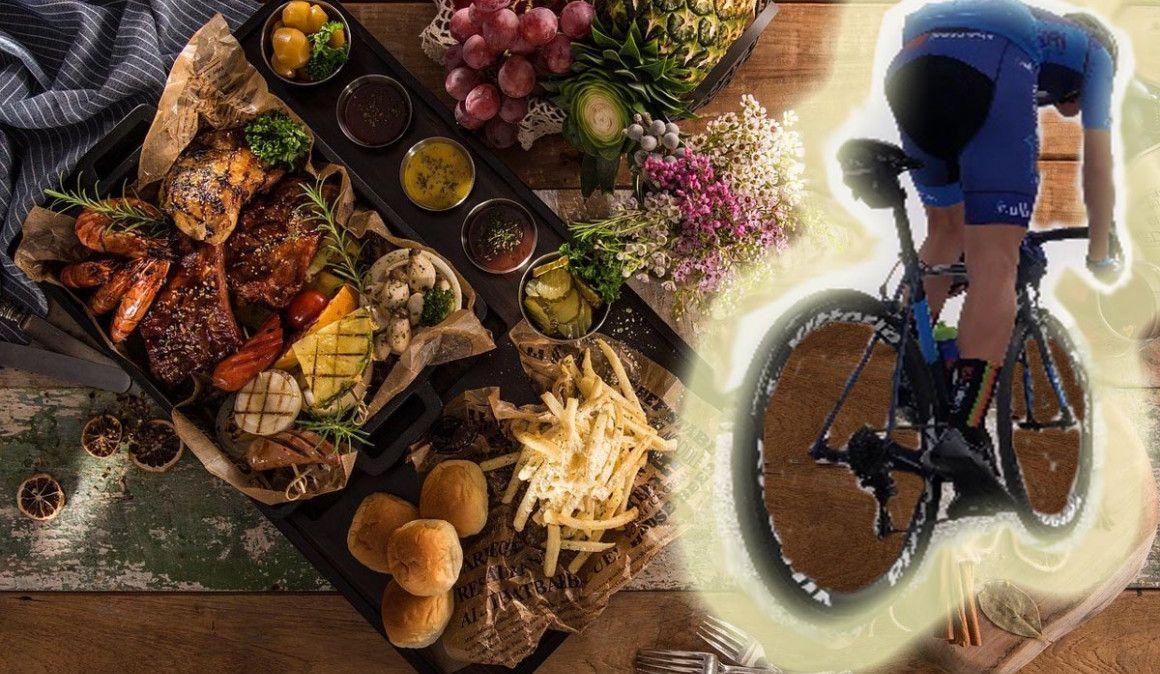 10 falsas crenças da alimentação dos ciclistas