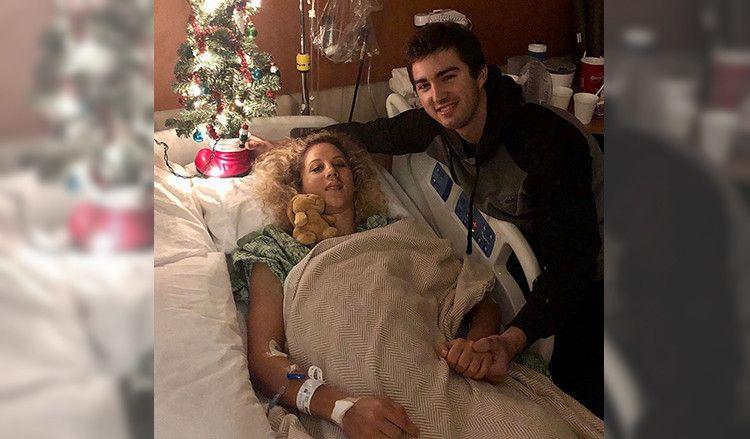 Jolanda Neff recupera no hospital após uma dura queda