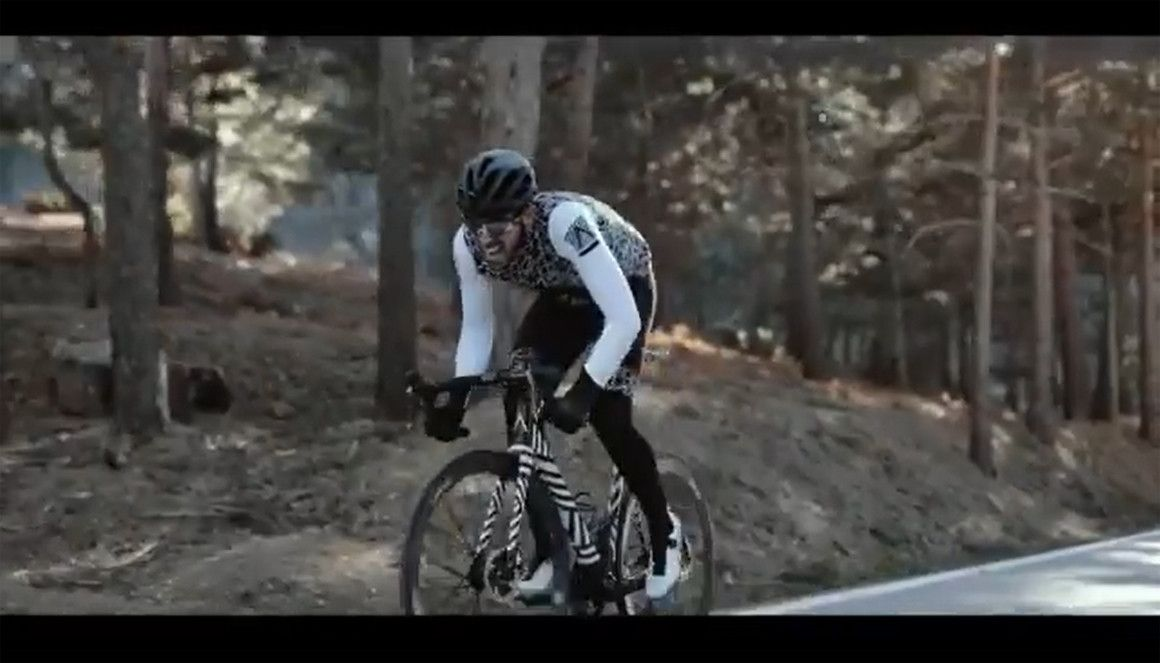 Alberto Contador e Ivan Basso apresentam a sua marca de bicicletas