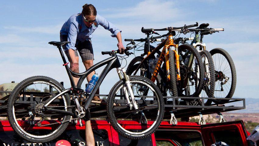 Modos de transporte da bicicleta no automóvel