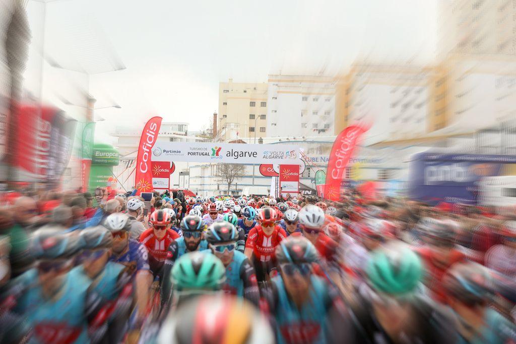 Doze equipas já confirmadas no pelotão da Volta ao Algarve