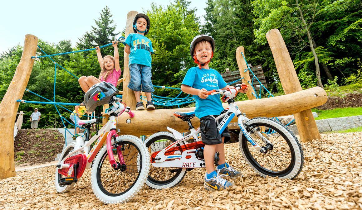 Que bicicleta devo comprar para o meu filho?