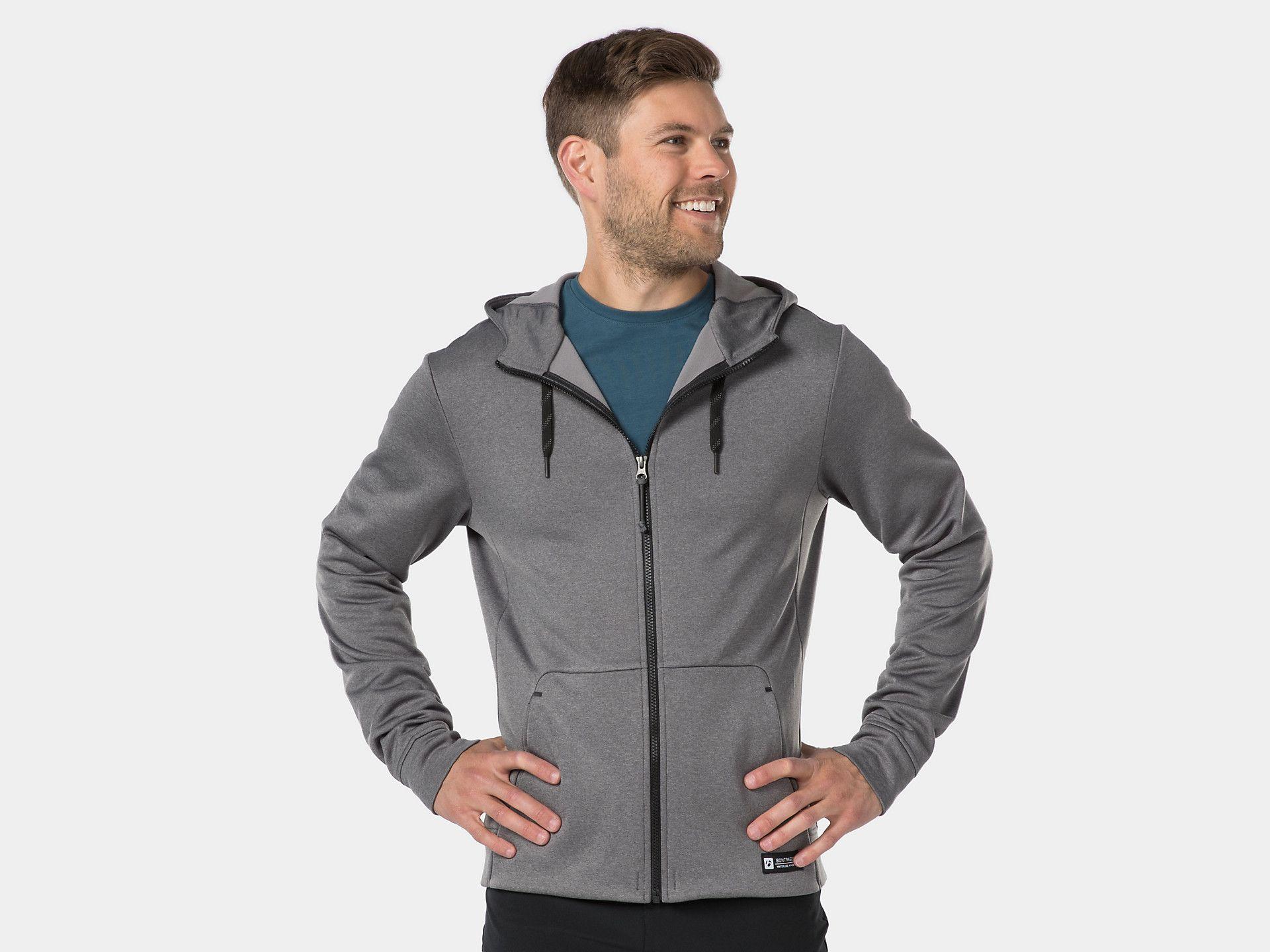 Teste: casaco com capuz Bontrager Evoke Mountain