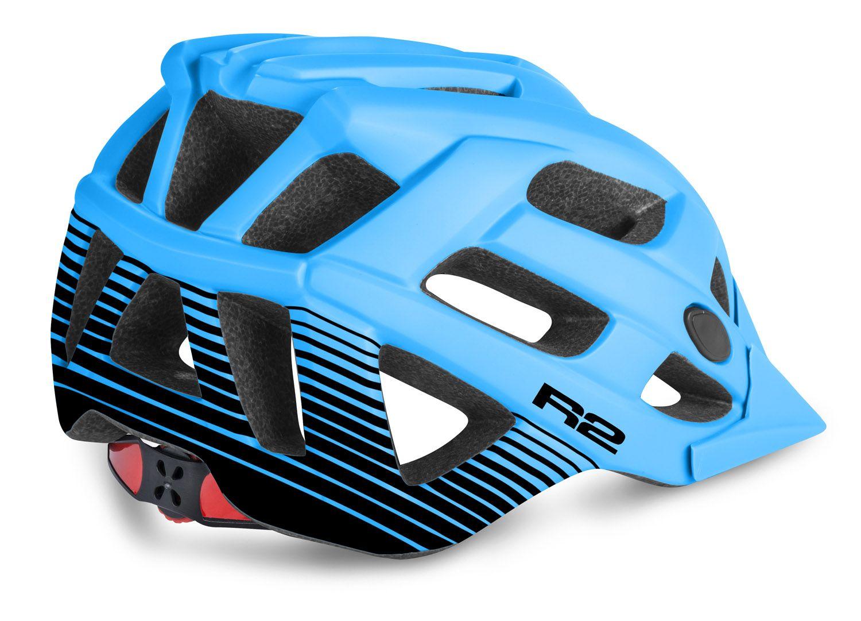 Teste capacete R2 ATH11 F/L Rock