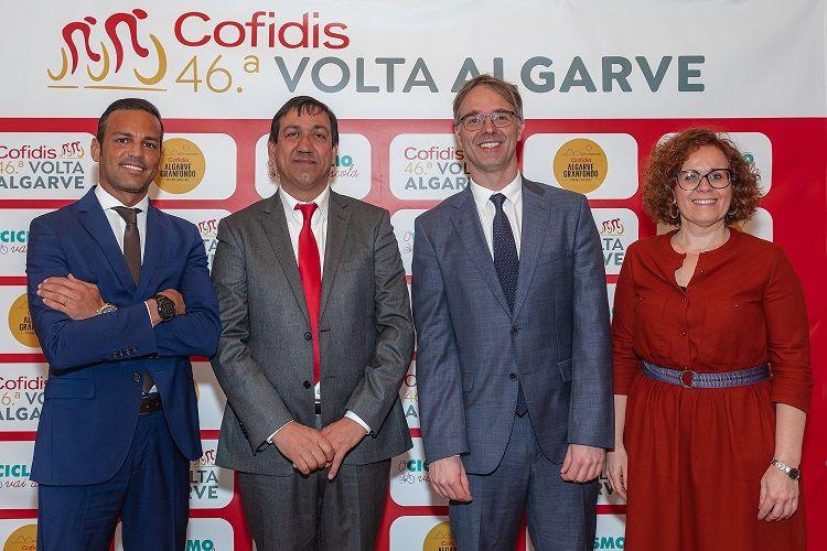 24 equipas estarão na Volta ao Algarve Cofidis