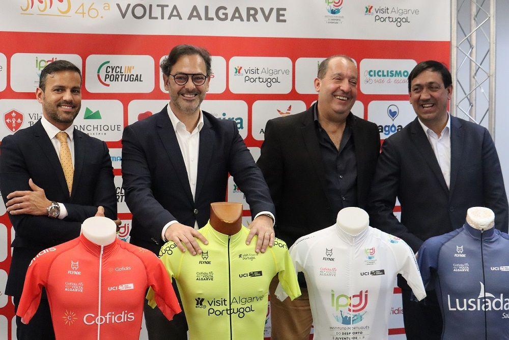 Volta ao Algarve vai ter transmissão televisiva