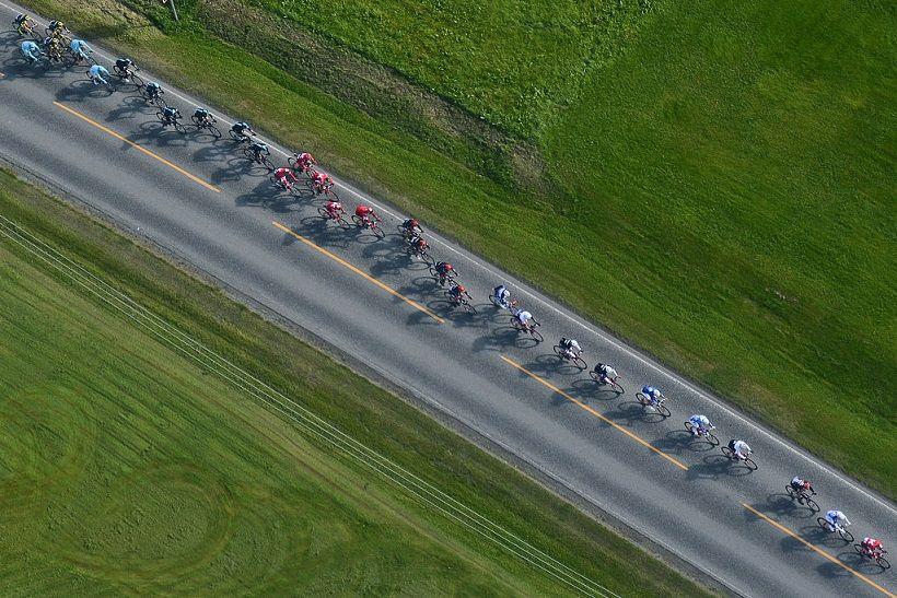Ciclismo está de volta ao Eurosport em dose tripla!