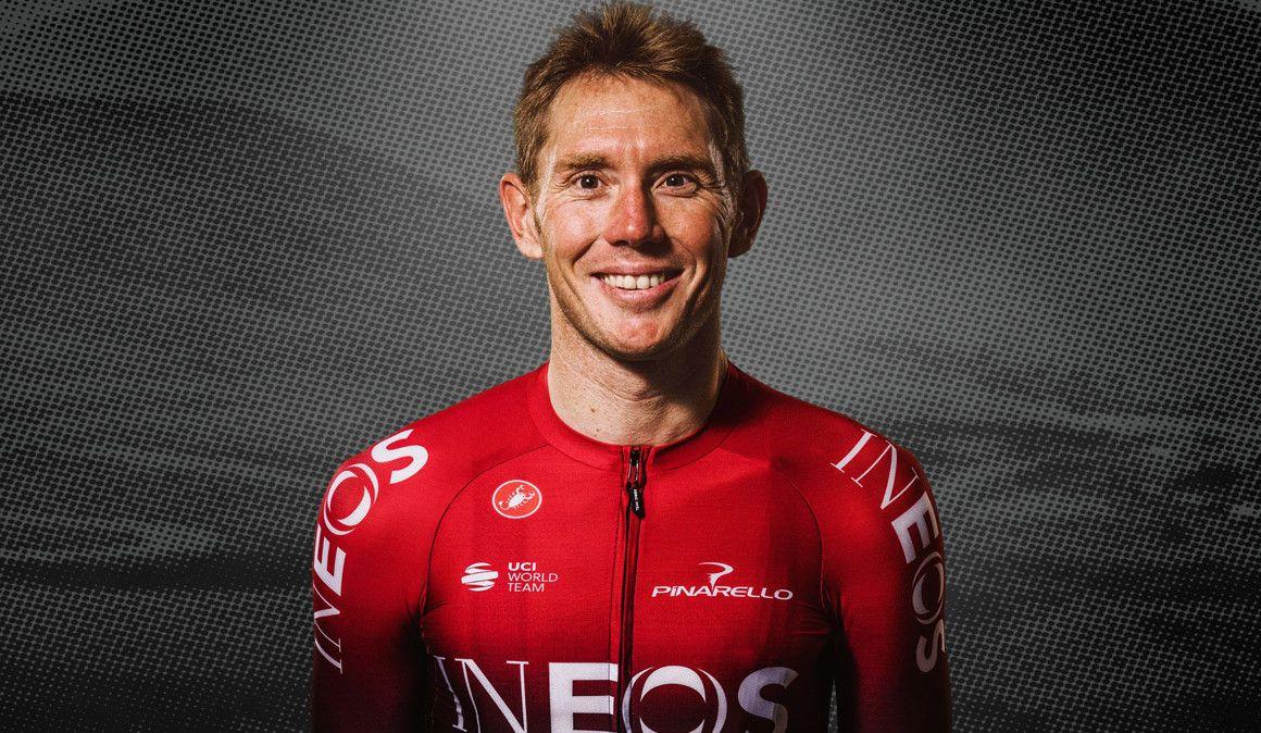 Triatleta Cameron Wurf assina pela equipa INEOS