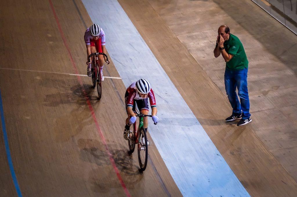 Pista: quarteto português no Mundial com os Jogos Olímpicos no horizonte
