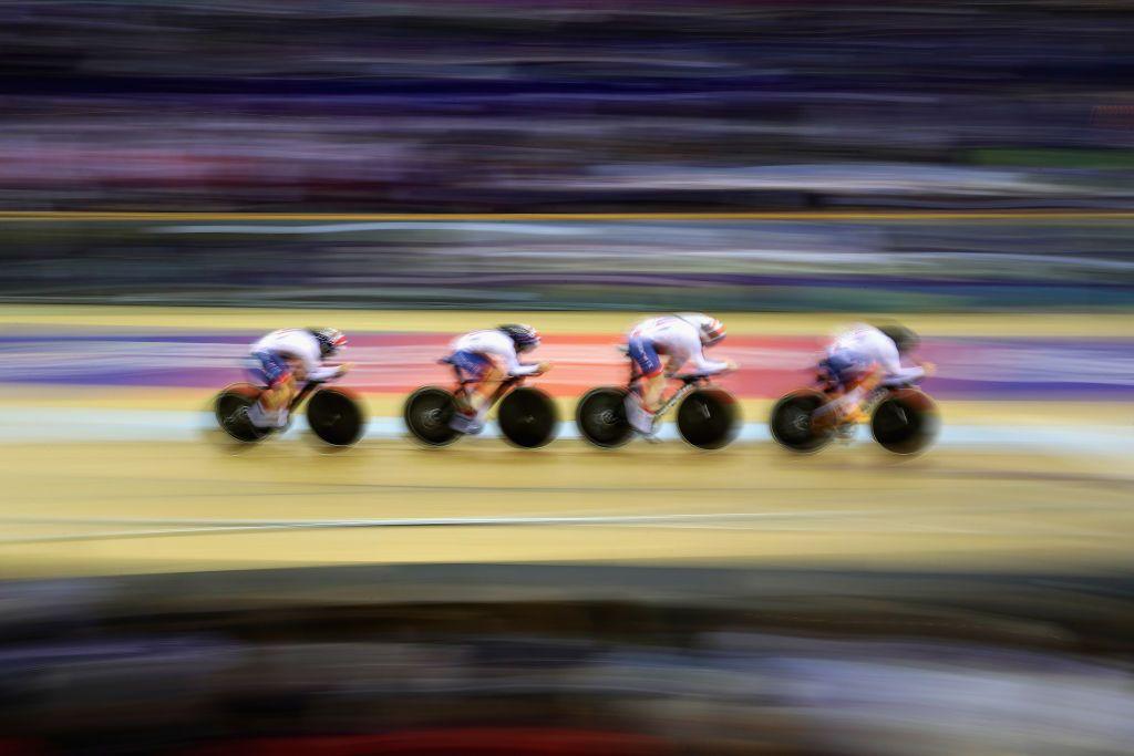 Quatro portugueses nos Mundiais de Ciclismo de Pista