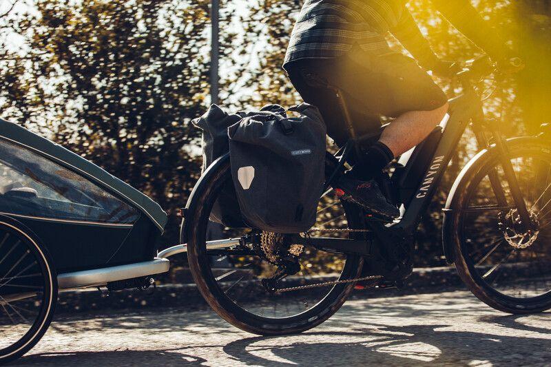 Canyon anuncia uma nova bicicleta elétrica de trekking: a Pathlite:ON