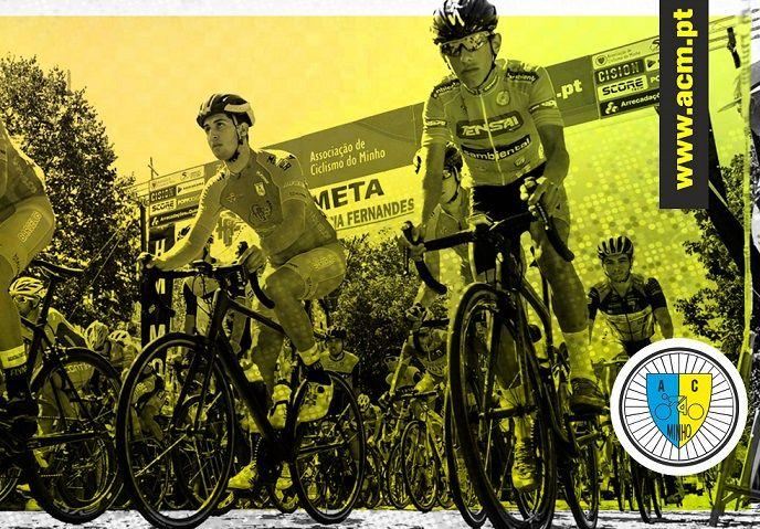 Fafe no início da época de ciclismo de estrada de juniores