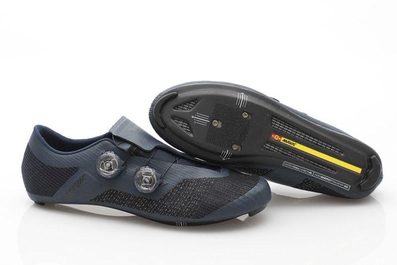Mavic inclui a tecnologia Matryx nos sapatos Cosmic Ultimate III