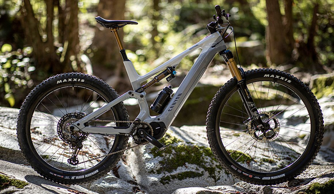 Exclusivo: já testámos a nova Canyon Spectral:ON