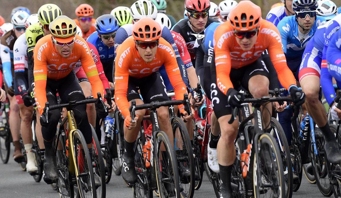 CCC dispensa a maior parte do staff e reduz salários dos ciclistas