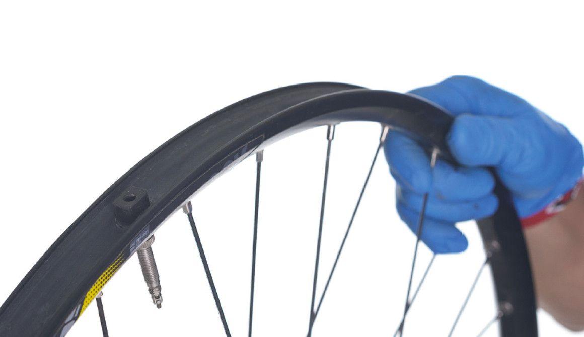 Não estás a conseguir selar os teus pneus tubeless?