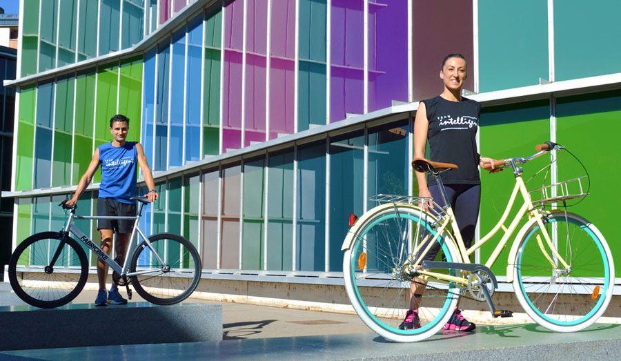 Vendas nas lojas de bicicletas com regras diferentes em Estado de Emergência