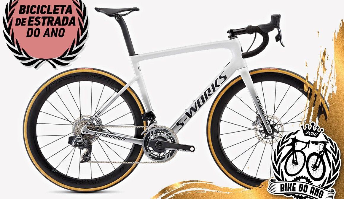 Specialized S-Works Tarmac considerada a Bicicleta de ciclismo do ano pelos portugueses