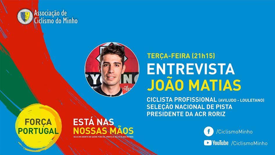 ACM vai entrevistar João Matias