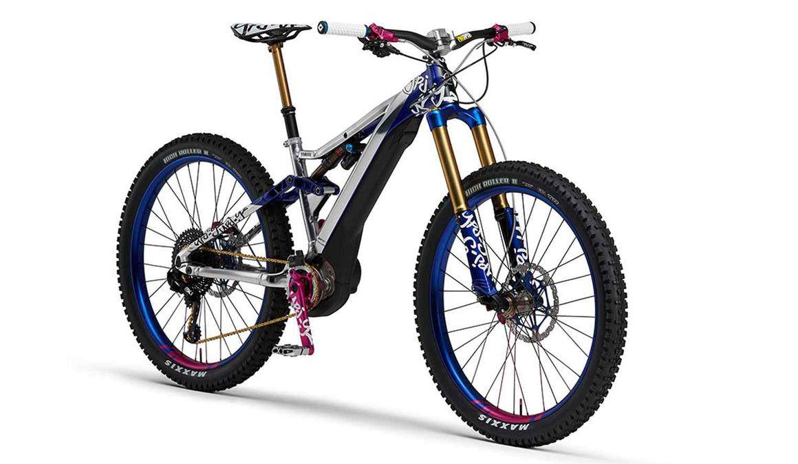 Será que a Yamaha vai começar a produzir bicicletas?