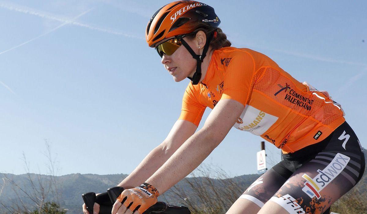 Van der Breggen e Blaak, de ciclistas a diretoras desportivas