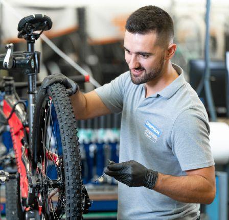 Queres trabalhar na área de ciclismo?
