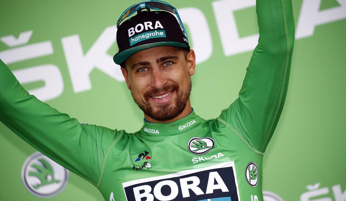 Segundo o L´Equipe, Sagan ganha 5 milhões de euros por ano