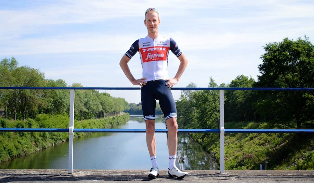 Trek-Segafredo contrata o veterano Pieter Weening (39 anos)