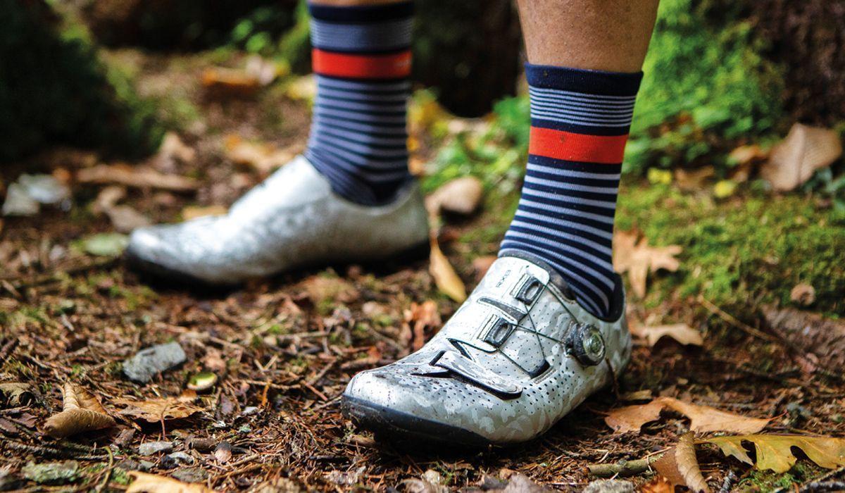 Teste: sapatos de gravel Shimano RX8