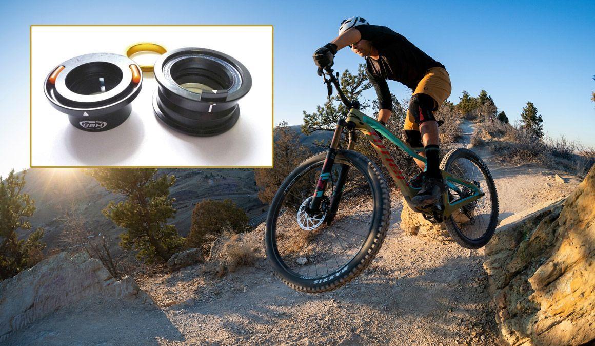 O truque da direção limitada para proteger o quadro da tua bicicleta