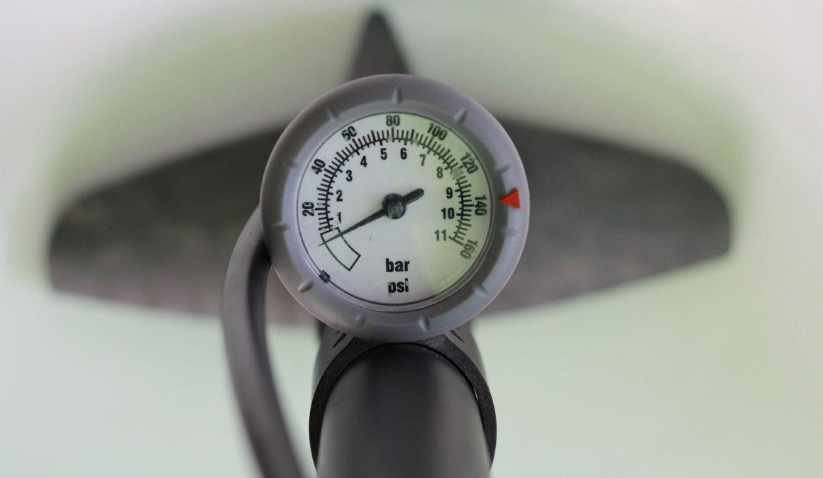 Como interpretar as medidas de pressão nos pneus