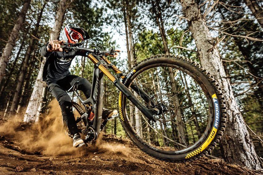 Michelin apresenta quatro novos pneus de DH