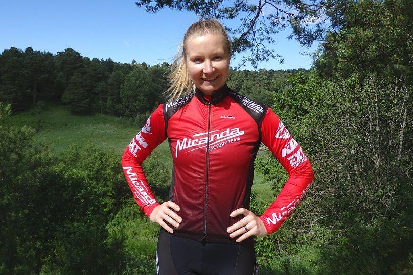 Miranda Factory Team na Estónia com Maaris Meier