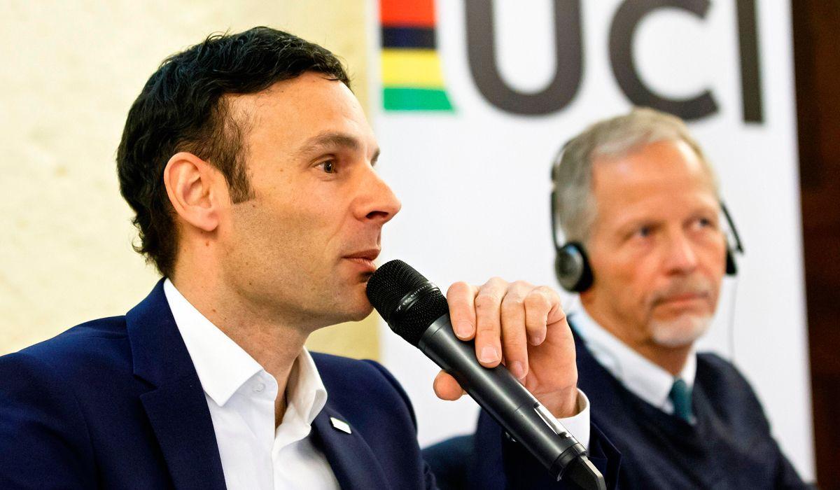 Jean Christophe Peraud dispensado pela UCI