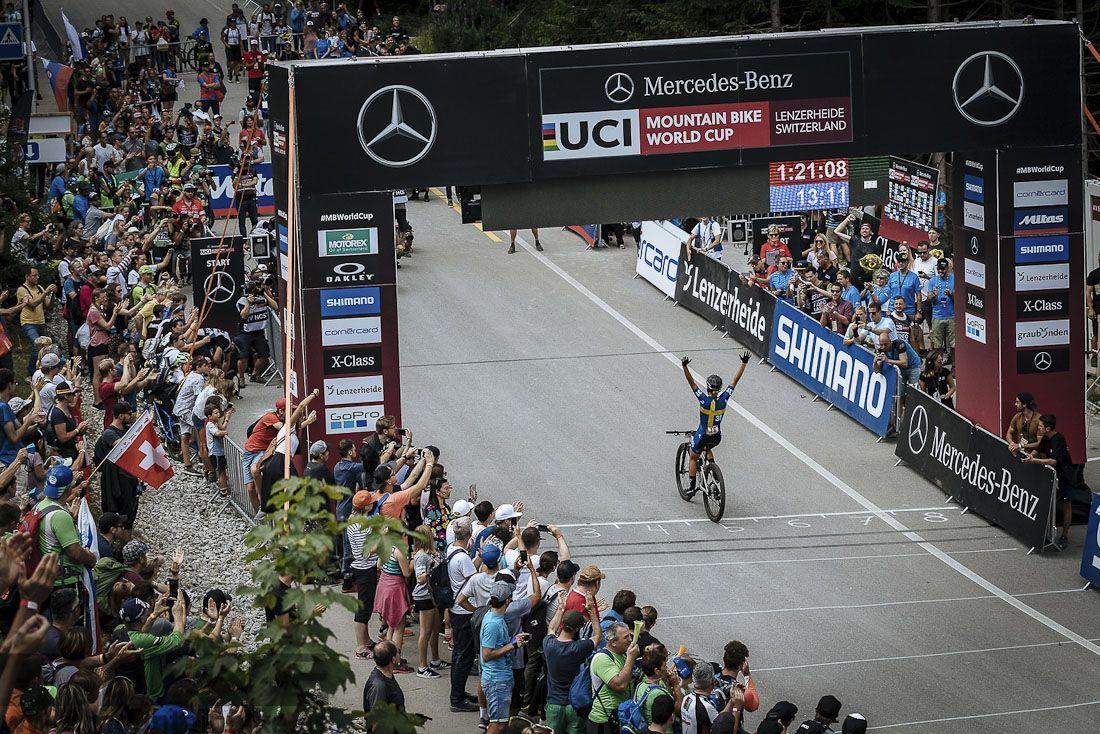 Taça do Mundo UCI de Lenzerheide também foi cancelada