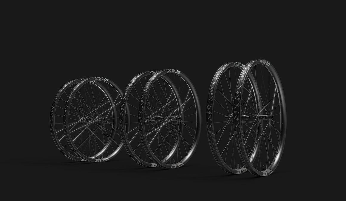 """DT Swiss """"carboniza"""" a sua gama de rodas 1501 Spline"""