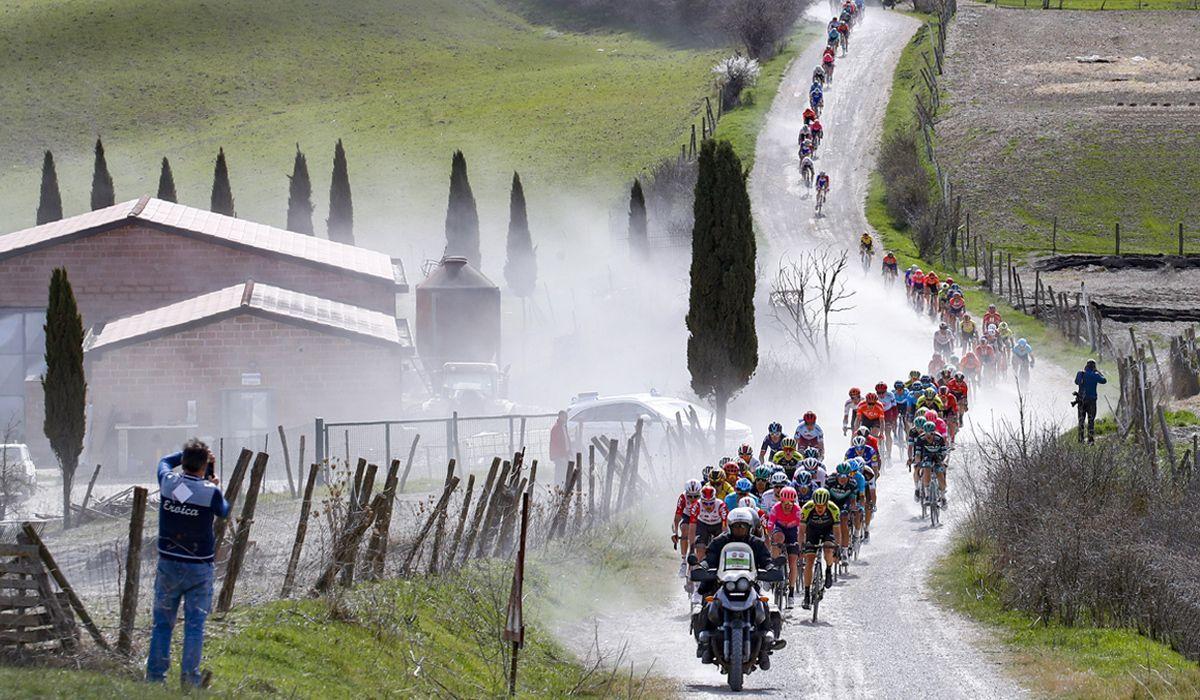 Volta a Burgos, Occitania e Strade Bianche: semana crucial para o ciclismo