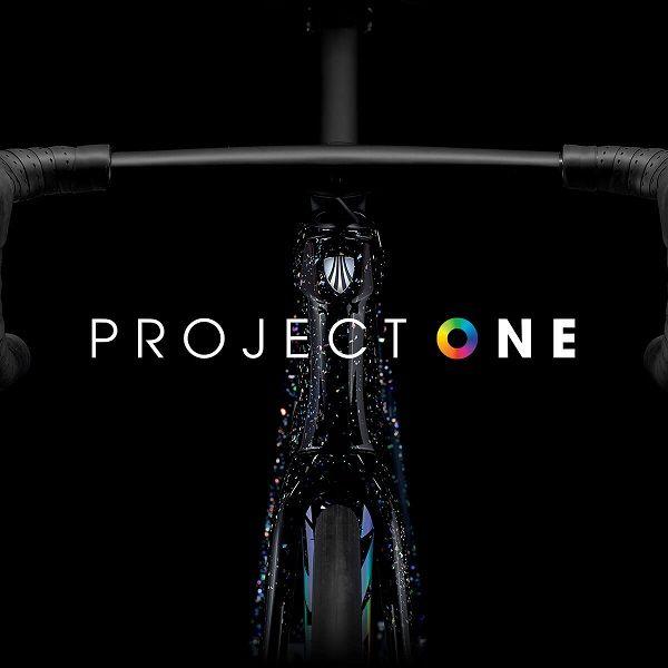 Trek ampliou o programa Project One com mais opções de componentes e cores