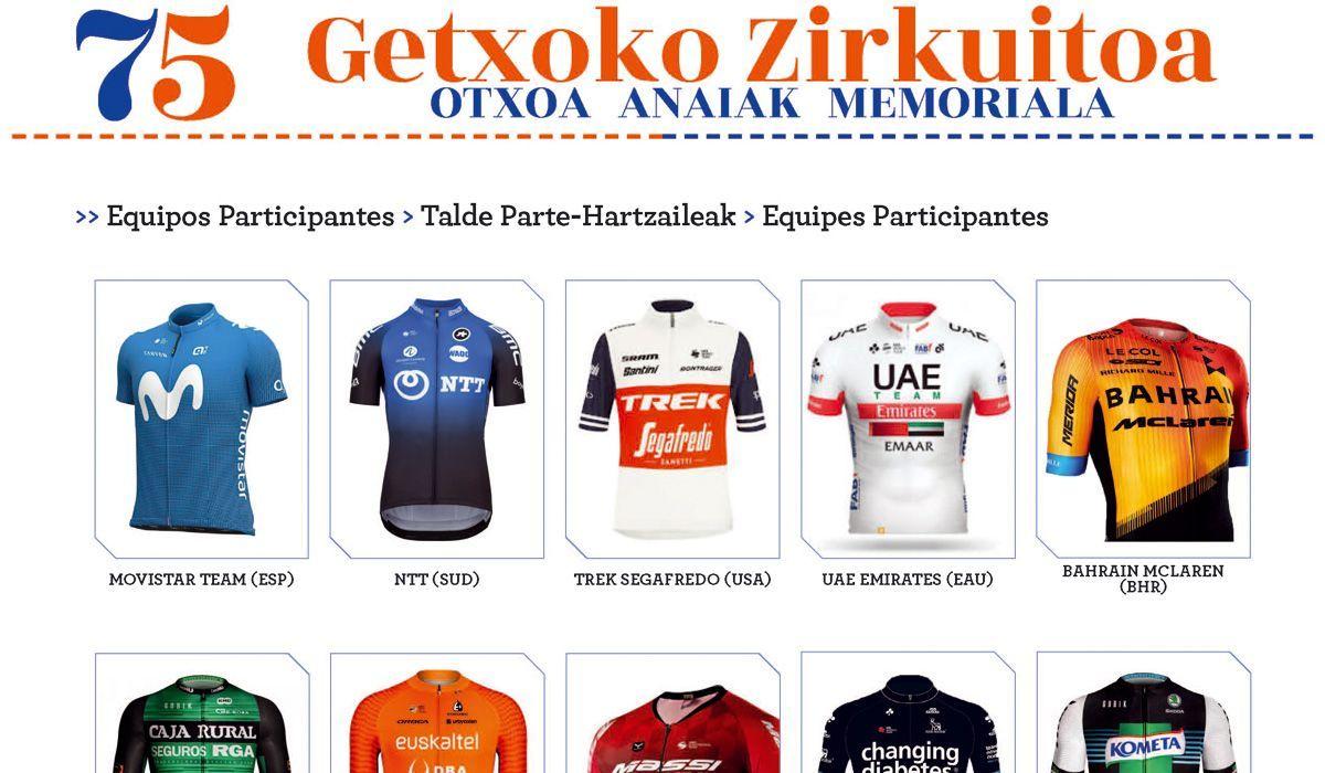 Efapel e Feirense vão competir com equipas do WorldTour