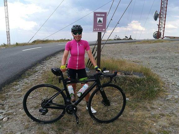 Filomena Gomes completa o ROAM em 35h20, percorrendo 510 km