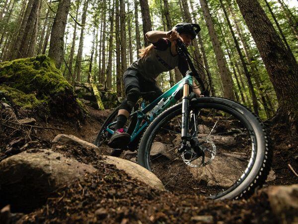 Bontrager tem novas rodas de BTT em carbono