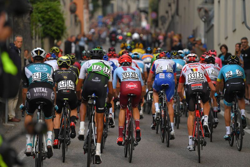 Eurosport 2 vai transmitir este sábado a Volta a Lombardia