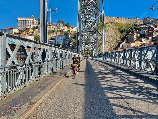 Bike around Portugal: etapa 33