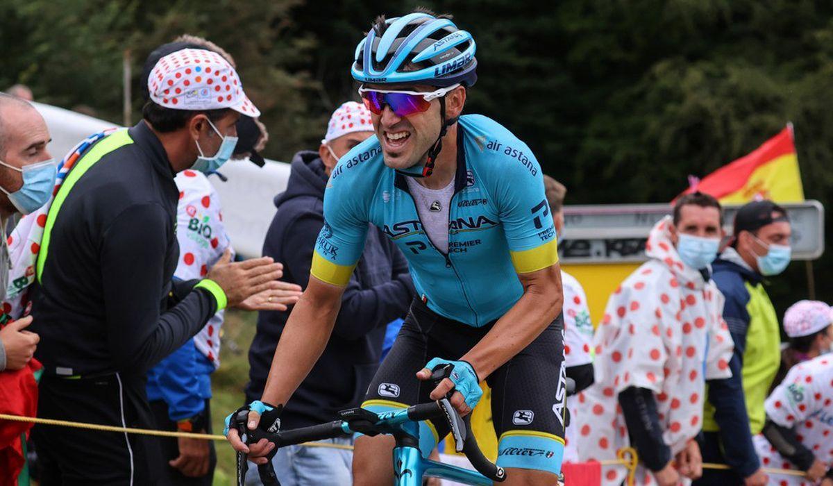 Ion Izagirre abandona o Tour com fracturas na clavícula e na mão direita